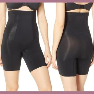 NEW Spanx Oncore High Waist Mid Thigh Shaper Med